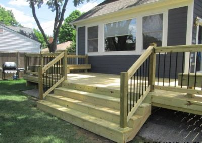 new back deck