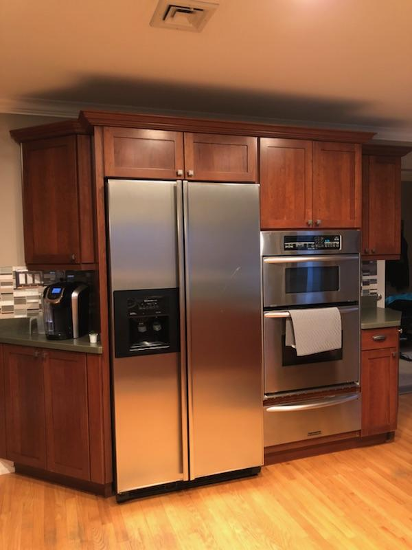 Before   Clinton Township Michigan Kitchen   01