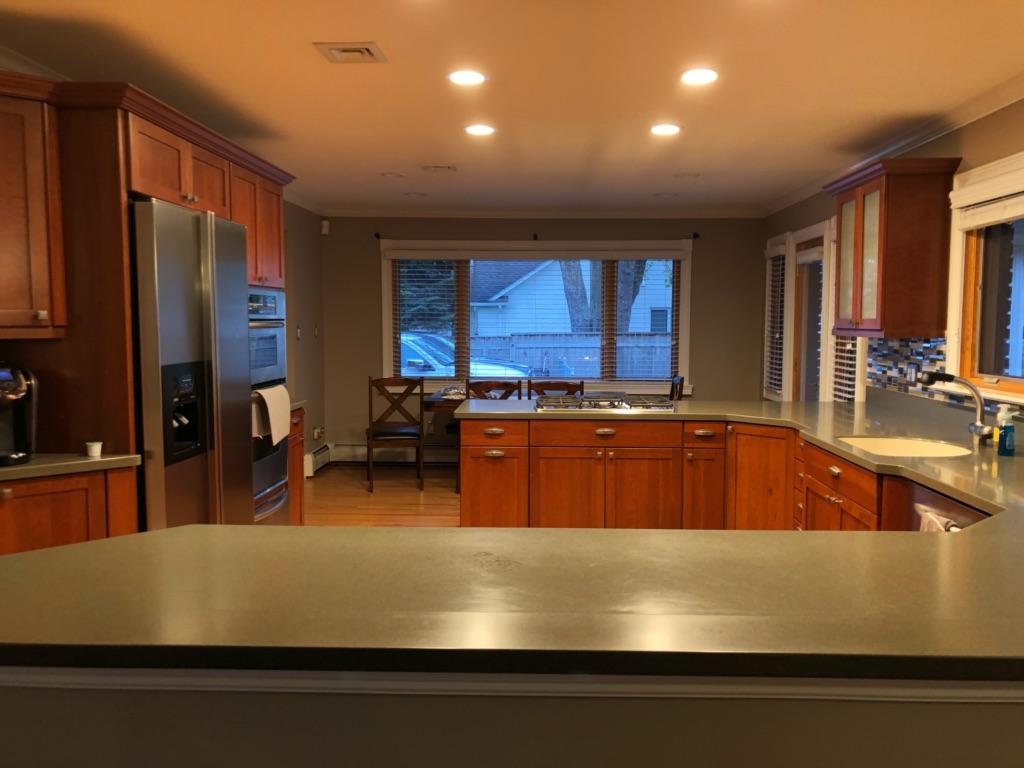 Before   Clinton Township Michigan Kitchen   03