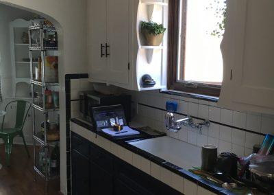 Before - Grosse Pointe Farms - Kitchen 02