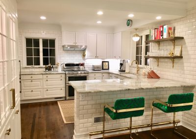 Grosse Pointe Shores, MI Kitchen Remodel
