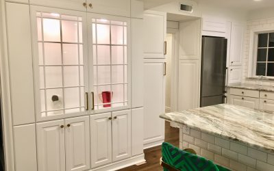 What is the Difference Between Cabinet Refacing and Refinishing?