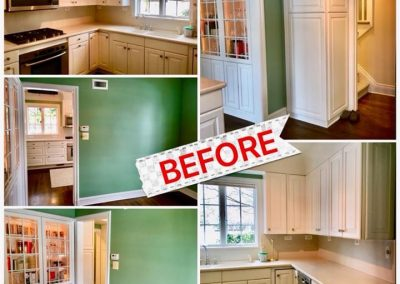 Grosse Pointe Shores - Kitchen - Before