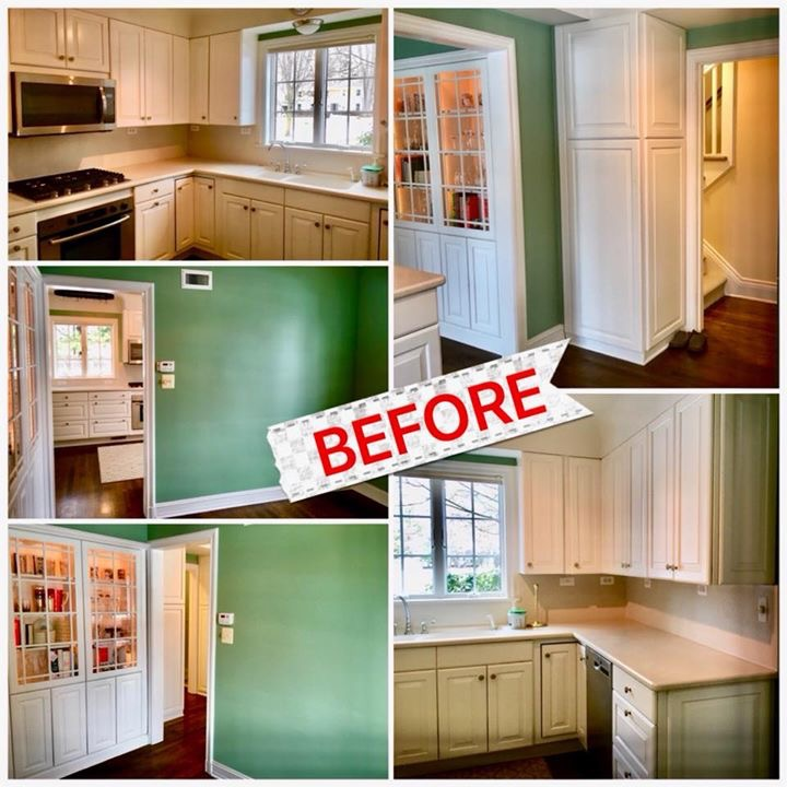 Charmant Grosse Pointe Shores   Kitchen   Before