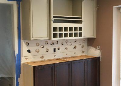 Fraser Kitchen - During 1
