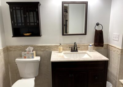 Huntington Woods – Bathroom
